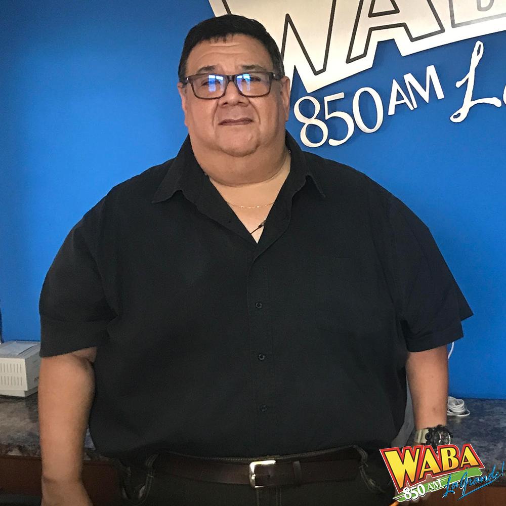 Dusty Rodriguez - Moderador