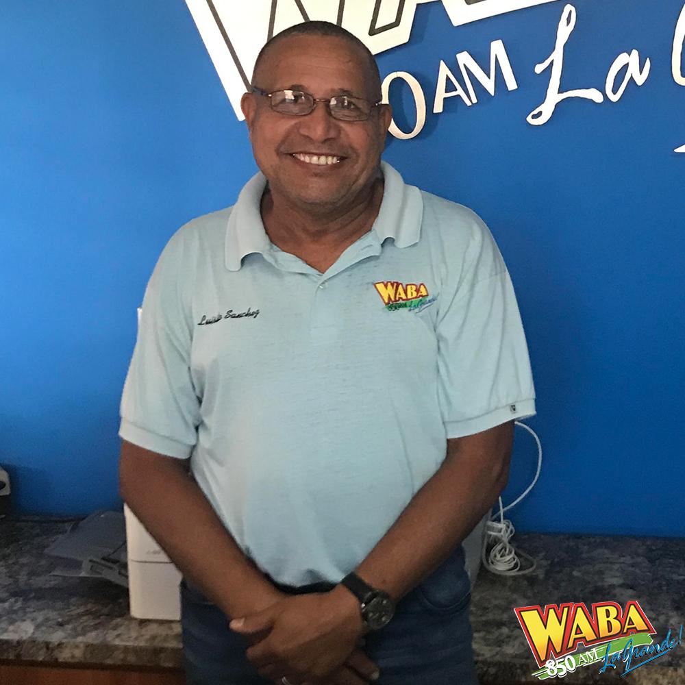 Luisito Sanchez - Moderador