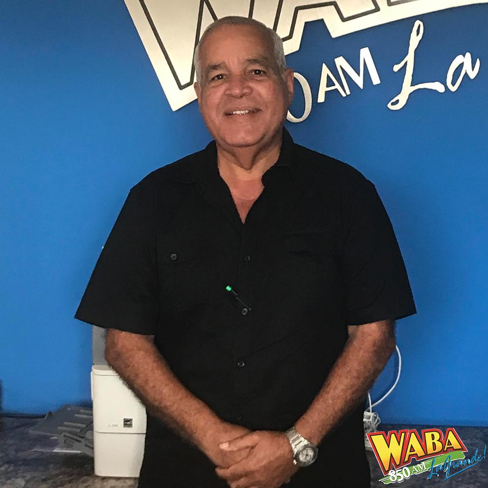 Maelo Vargas - Moderador