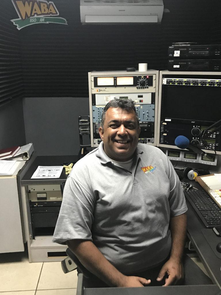 Jerry Rodriguez - Locutor